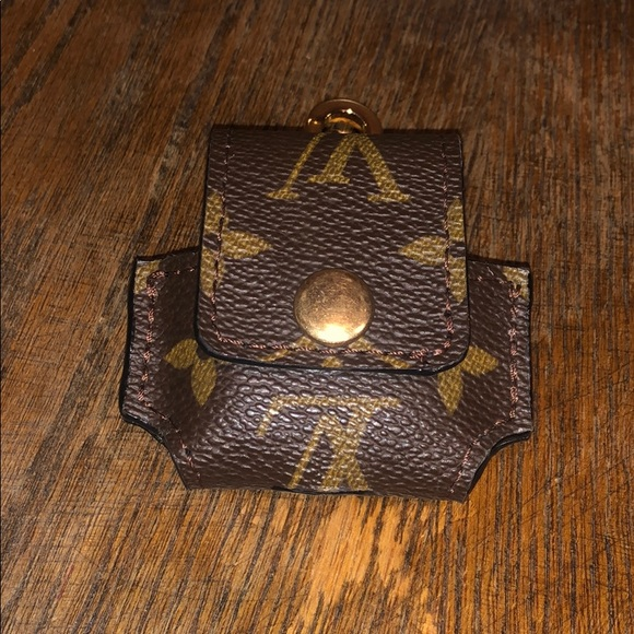 Louis Vuitton Other Repurposed Airpod Case Poshmark